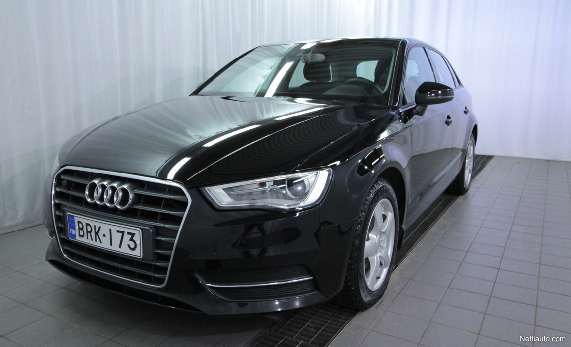 audi a3 sb business 1 6 tdi 77kw s tronic hatchback 2013 used vehicle nettiauto. Black Bedroom Furniture Sets. Home Design Ideas