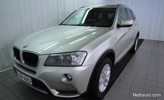 bmw x3 xdrive20d aut business 4x4 2012 used vehicle nettiauto. Black Bedroom Furniture Sets. Home Design Ideas