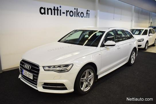 audi a6 avant s line business sport 2 0 tdi 110 kw ultra s farmari 2018 vaihtoauto nettiauto. Black Bedroom Furniture Sets. Home Design Ideas