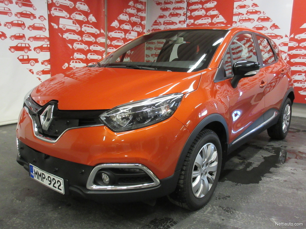 renault captur tce 120 s s edc aut navi style huippusiisti 4x4 2016 used vehicle nettiauto. Black Bedroom Furniture Sets. Home Design Ideas