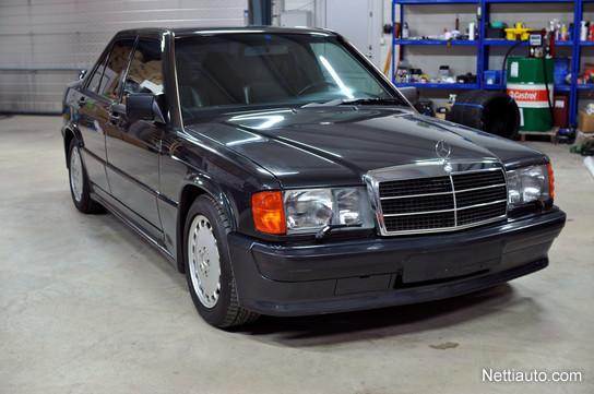 mercedes benz 190 e 2 5 16 201 sedan 1990 used vehicle. Black Bedroom Furniture Sets. Home Design Ideas