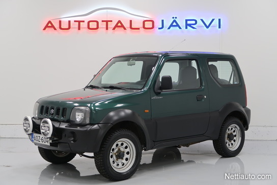 suzuki jimny 1 3 jx 4wd 3d 4x4 2004 used vehicle nettiauto. Black Bedroom Furniture Sets. Home Design Ideas