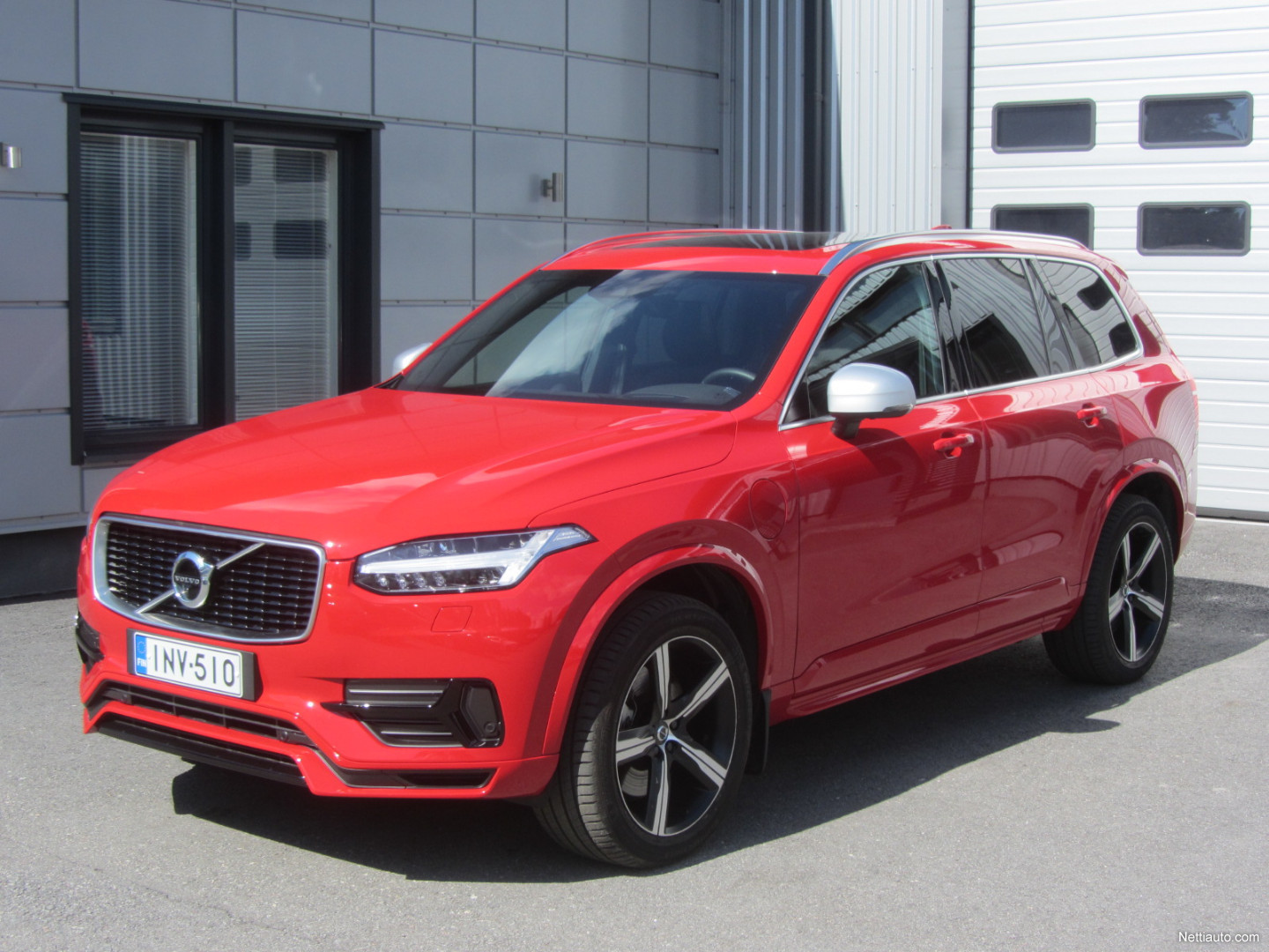 Volvo Xc90 T8 Twin Engine Awd R Design Aut Varattu