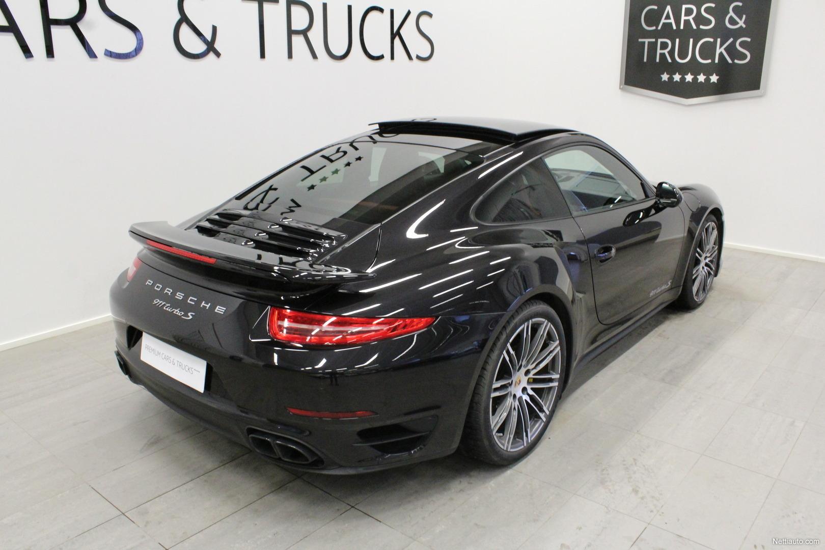 Porsche 911 911 TURBO S Coupé (AD) 2ov 3800cm3 A Coupé 2014 - Used on porsche boxster, porsche panamera, porsche cayenne, porsche carrera, porsche gt, porsche 9ff, porsche history, porsche vs corvette, porsche spyder, porsche girl, porsche gt4, porsche 2 seater, porsche models,