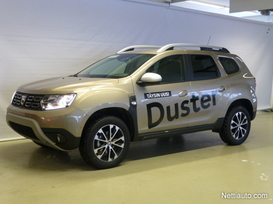 dacia duster dci 110 4x4 prestige 4x4 2018 used vehicle nettiauto. Black Bedroom Furniture Sets. Home Design Ideas