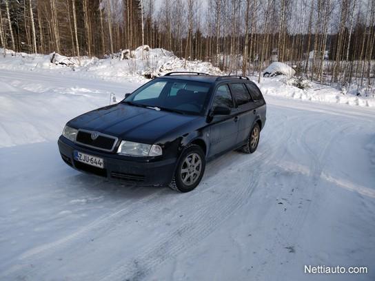 Skoda Octavia 19 Tdi Pd Ambiente Combi 4x4 74 Station Wagon 2003
