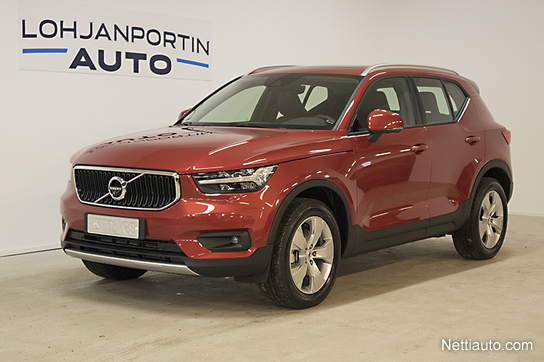 volvo xc40 d4 awd momentum first edition aut maastoauto 2018 vaihtoauto nettiauto. Black Bedroom Furniture Sets. Home Design Ideas