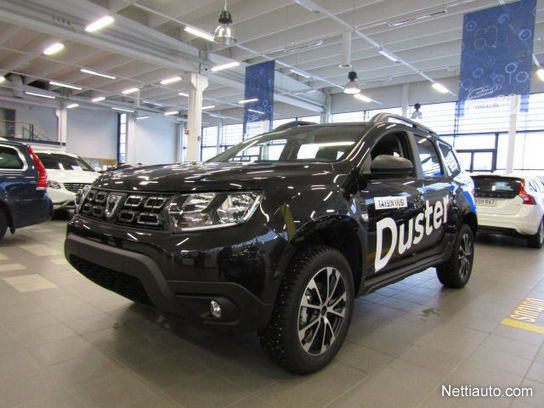 dacia duster tce 125 4x4 comfort 4x4 2018 used vehicle nettiauto. Black Bedroom Furniture Sets. Home Design Ideas