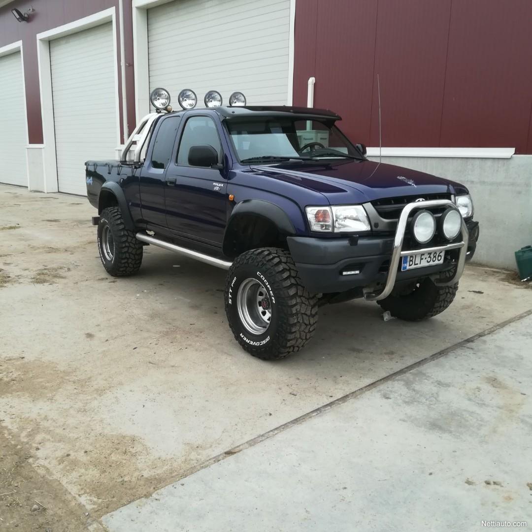 Kelebihan Toyota Hilux 2003 Harga