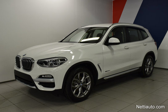 bmw x3 20d a xdrive business xline 4x4 2018 used vehicle nettiauto. Black Bedroom Furniture Sets. Home Design Ideas