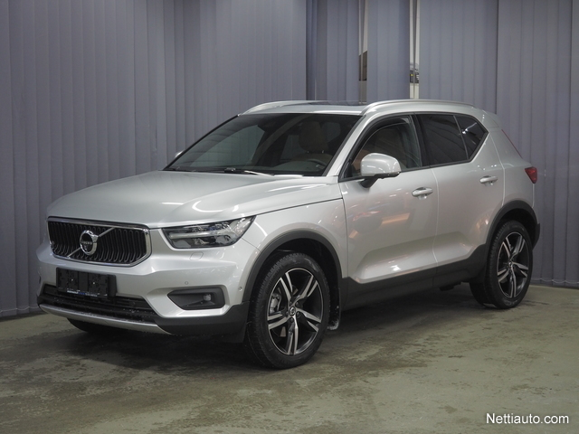 volvo xc40 d4 awd momentum launch edition aut mye 1 muu 2018 vaihtoauto nettiauto. Black Bedroom Furniture Sets. Home Design Ideas