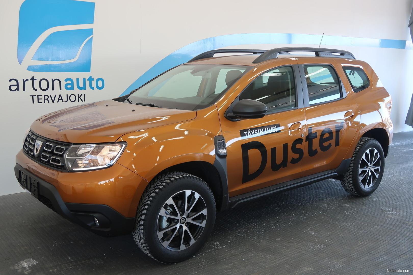 Dacia Duster Tekniset Tiedot