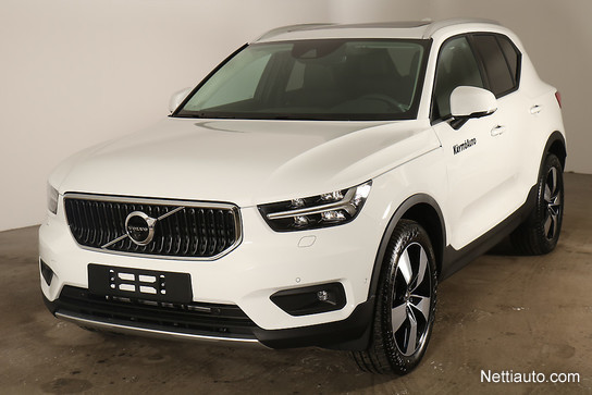 volvo xc40 d4 awd momentum launch edition aut 4x4 2018 used vehicle nettiauto. Black Bedroom Furniture Sets. Home Design Ideas