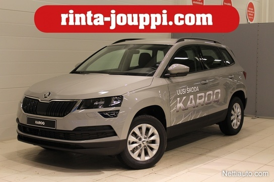 skoda karoq 1 5 tsi ambition dsg autom 4x4 2018 used vehicle nettiauto. Black Bedroom Furniture Sets. Home Design Ideas