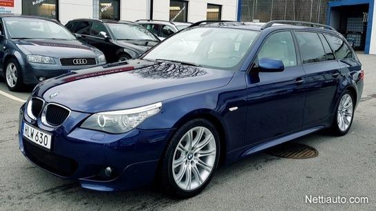 BMW Huippuvarusteltu LCi Rwd Om MSPORT SportAutomatic - 530 bmw