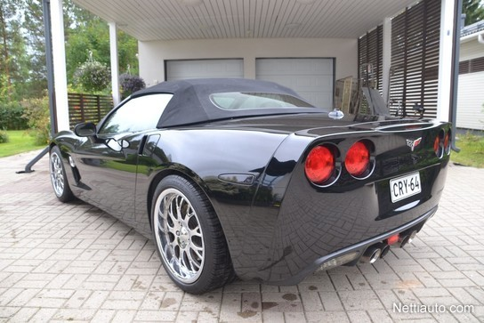 chevrolet corvette c6 ls2 convertible convertible 2005 used vehicle nettiauto. Black Bedroom Furniture Sets. Home Design Ideas