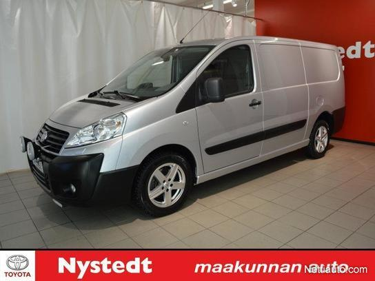 fiat scudo van 2 0 multijet 128 hv 6m3 sis alv 24 2013 vaihtoauto nettiauto. Black Bedroom Furniture Sets. Home Design Ideas