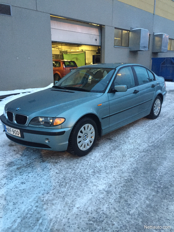 Bmw 316 18i 4d E46 Sedan 2003 Used Vehicle Nettiauto