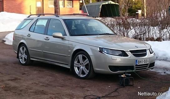 2007 saab 95 wagon