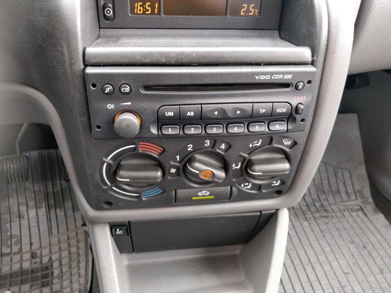opel astra sedan 1995 used vehicle nettiauto rh nettiauto com