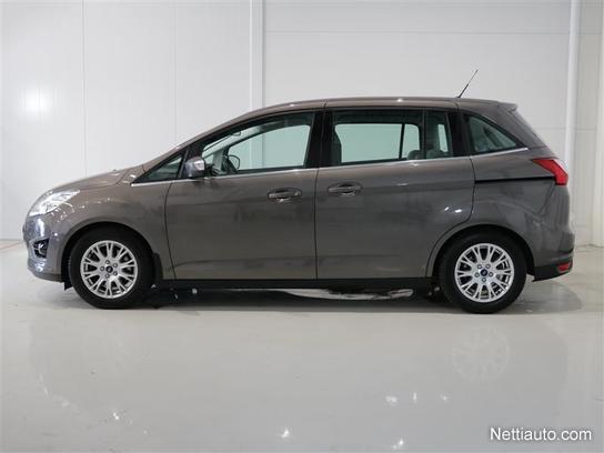 ford c max grand 1 0 ecoboost 125 hv start stop titanium business muu 2015 vaihtoauto nettiauto. Black Bedroom Furniture Sets. Home Design Ideas