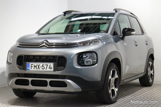 citroen c3 aircross puretech 110 shine a 4x4 2018 used vehicle nettiauto. Black Bedroom Furniture Sets. Home Design Ideas