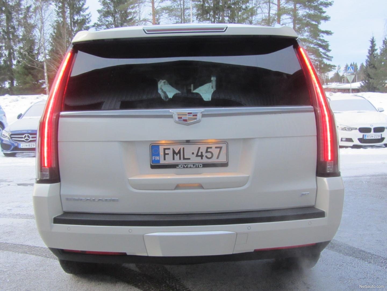 Cadillac Escalade Platinum 4x4 2016 Used Vehicle Nettiauto