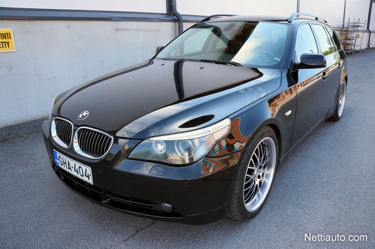 bmw 530 xd touring a station wagon 2006 used vehicle nettiauto. Black Bedroom Furniture Sets. Home Design Ideas