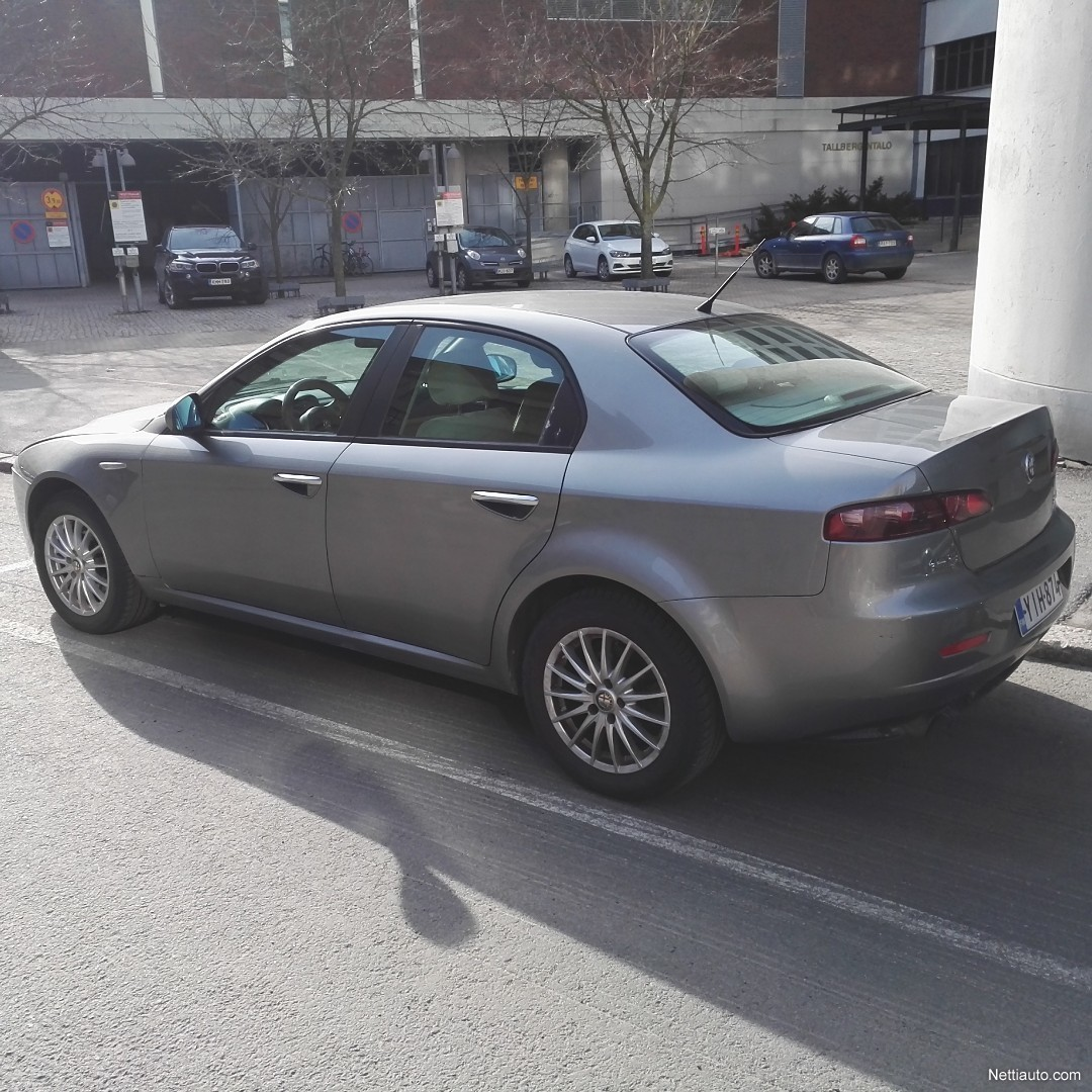 Alfa Romeo 159 2.2 JTS 4d Berlina Sedan 2007