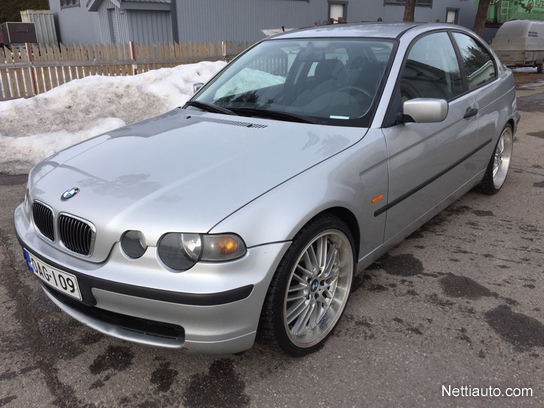 BMW 316 1.8ti Compact 3d Hatchback 2003 - Used vehicle - Nettiauto