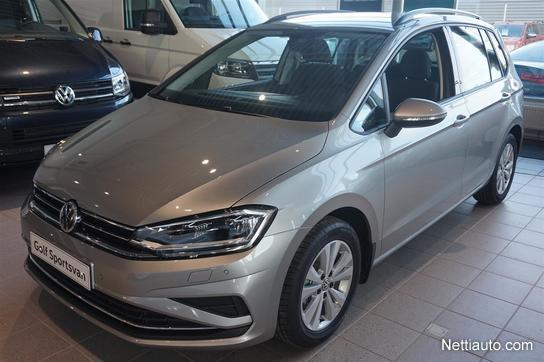 Volkswagen Golf Sportsvan Comfortline 15 Tsi Evo 96 Kw 130 Hv Dsg