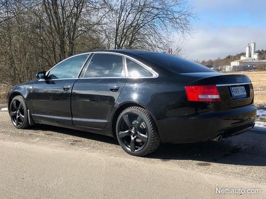 Audi A6 Sedan S Line Business 2 0 Tfsi Multitronic Sedan 2008 Used