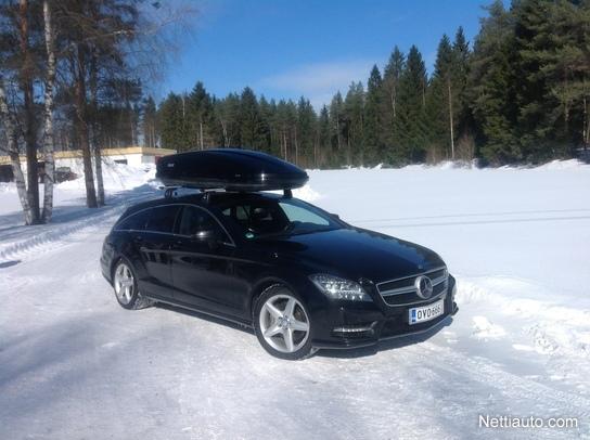 Mercedes benz cls 350 cdi be shooting brake 4matic station for Mercedes benz cls station wagon