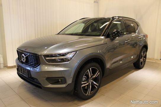volvo xc40 d4 awd r design launch edition aut mye 1 other 2018 used vehicle nettiauto. Black Bedroom Furniture Sets. Home Design Ideas