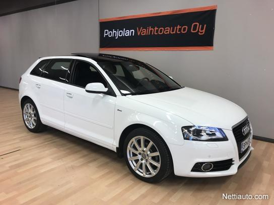 audi a3 sb attraction 1 6 tdi a s line hatchback 2011 used vehicle nettiauto. Black Bedroom Furniture Sets. Home Design Ideas