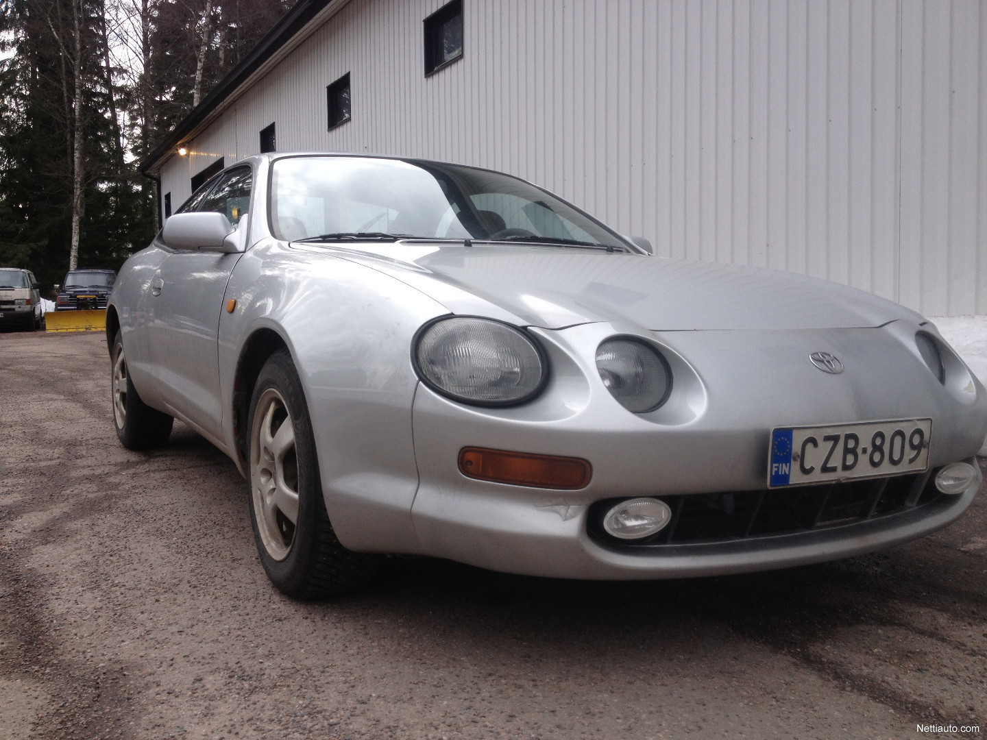 Toyota Celica 20 Gti 3d Coup 1994 Used Vehicle Nettiauto 1973 Gt