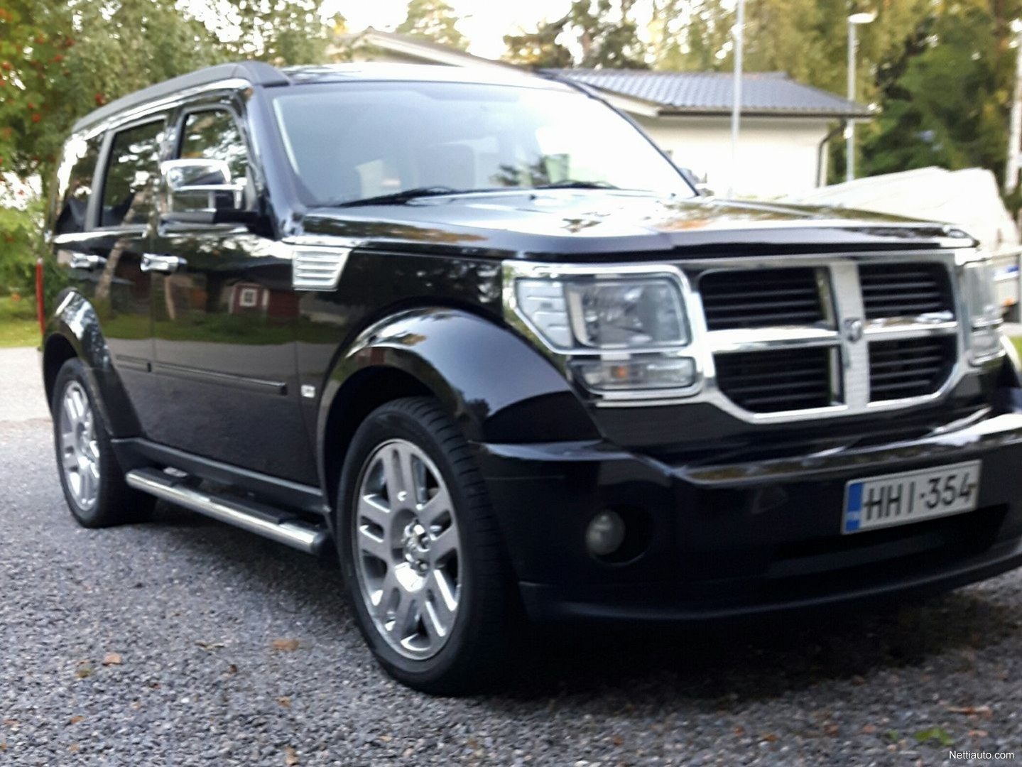 dodge nitro 2 8 crd sxt 4x4 a 4x4 2007 used vehicle nettiauto. Black Bedroom Furniture Sets. Home Design Ideas