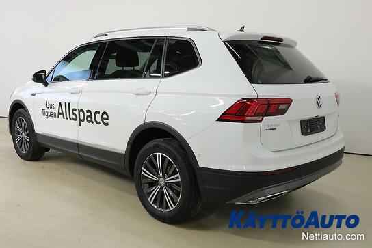 volkswagen tiguan allspace launch edition comfortline 2 0 tdi scr 110 kw 150 maastoauto 2018. Black Bedroom Furniture Sets. Home Design Ideas