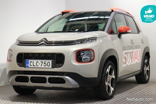 citroen c3 aircross puretech 110 shine a 4x4 2017 used vehicle nettiauto. Black Bedroom Furniture Sets. Home Design Ideas