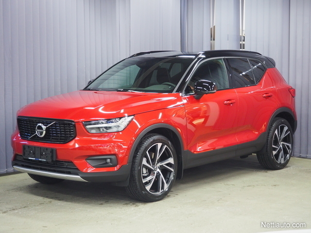 volvo xc40 t5 awd r design launch edition aut other 2018 used vehicle nettiauto. Black Bedroom Furniture Sets. Home Design Ideas