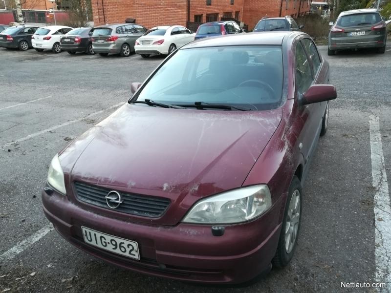 Opel Astra Automaattivaihteisto Viat