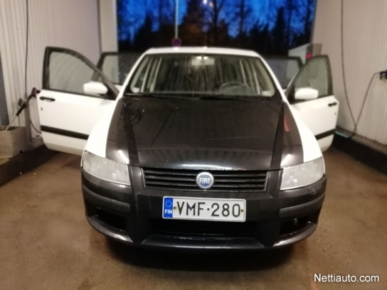 Fiat Stilo 100 Active 5d Tarjoa Hatchback 2002 Used Vehicle
