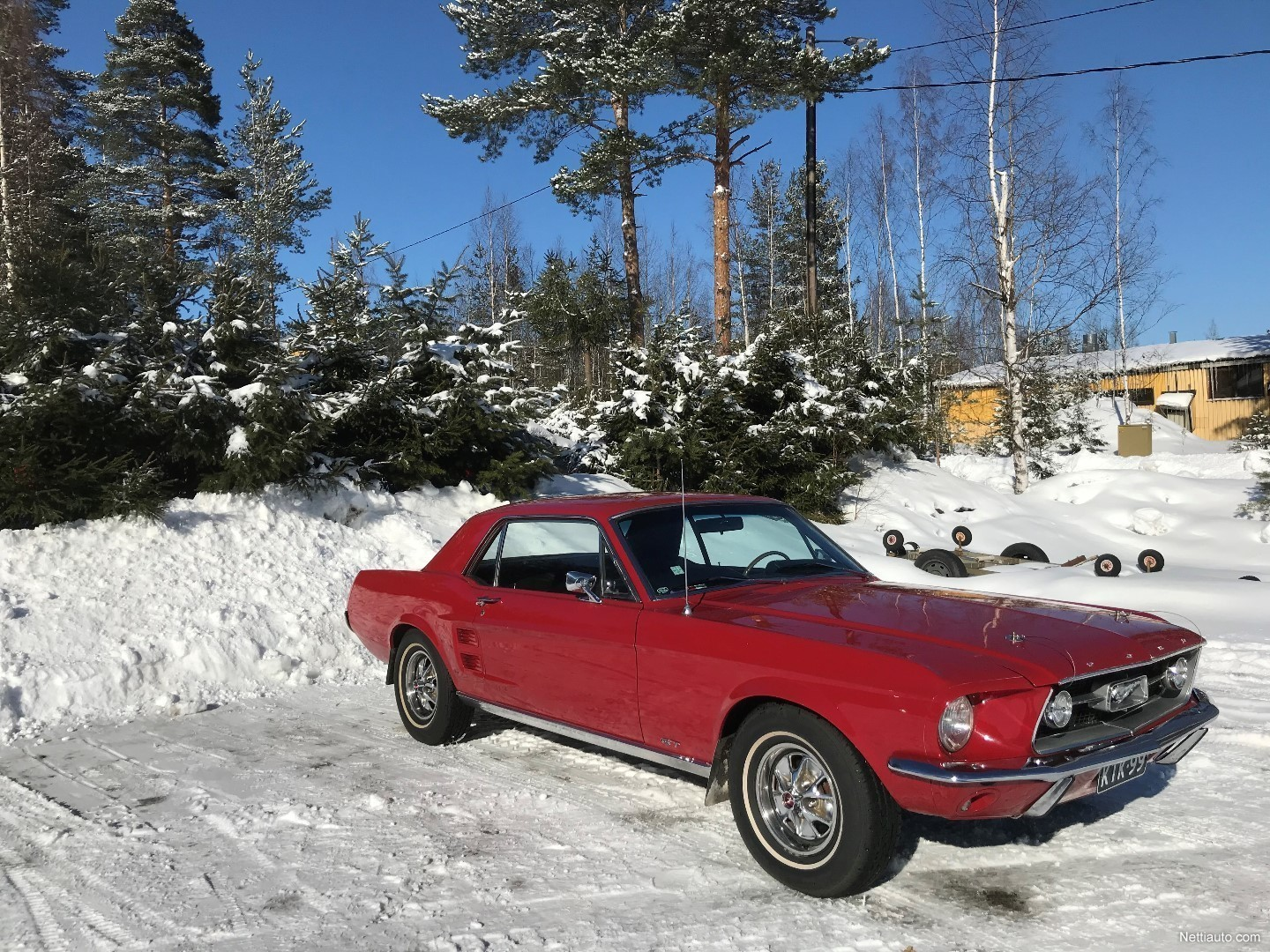 Enlarge image play video ford mustang