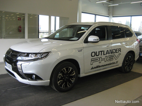 mitsubishi outlander phev intense plus 4wd 5p porrasper 2018 vaihtoauto nettiauto. Black Bedroom Furniture Sets. Home Design Ideas