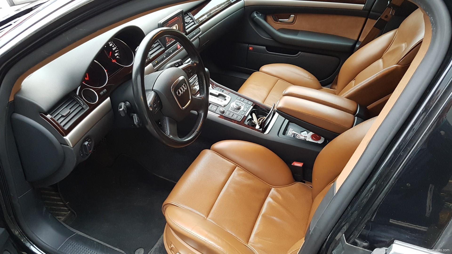 Audi A8 4 2 V8 257kw quattro 4d Tiptronic Sedan 2007 Used