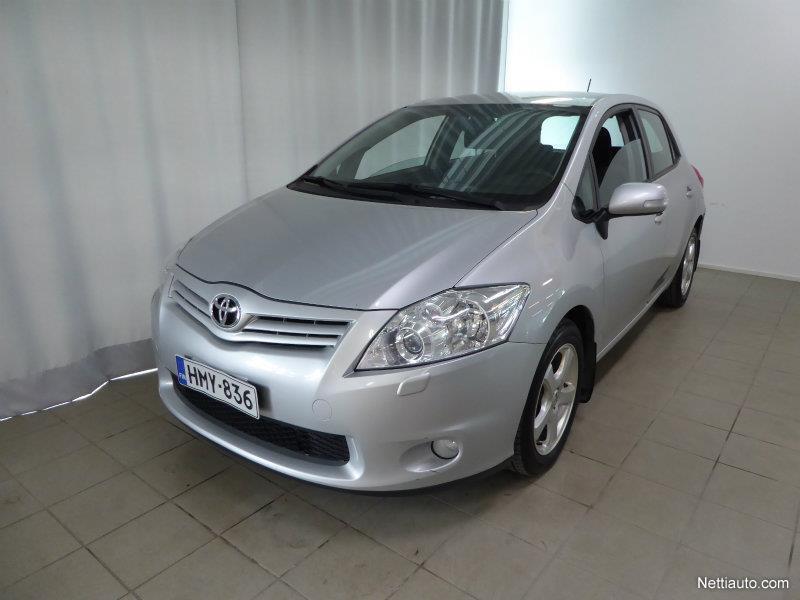 Toyota Auris Hinta