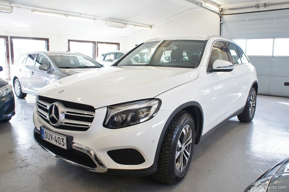 mercedes benz glc 220 d 4matic a premium business 4x4 2015 used vehicle nettiauto. Black Bedroom Furniture Sets. Home Design Ideas