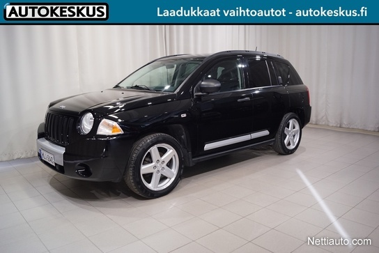 2007 jeep compass service manual
