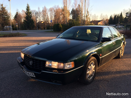 Cadillac Seville Sts 32v 4 6 V8 Sedan 1995 Used Vehicle Nettiauto