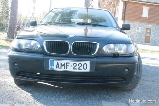 BMW 316 1.8i Touring (E46) Station Wagon 2005 - Used vehicle - Nettiauto